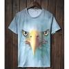 LangTuo Мужская Trend Животные Печать шорты (Цвет экрана) (15) #01279631