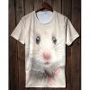 Trend Животные печати серии шорты LangTuo Мужская (Цвет экрана) (59) #01279807