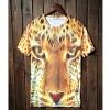 Trend Животные печати серии шорты LangTuo Мужская (Цвет экрана) (47) #01279776